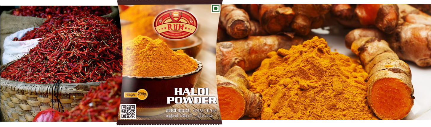 RVM Spices - Manufacturer and Supplier of High Quality Indian Spices